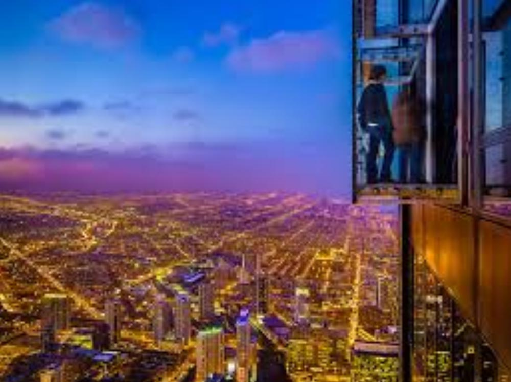 Empire Petroleum Partners, LLC held a 2017 EPP NAC's Event at SkyDeck Chicago
